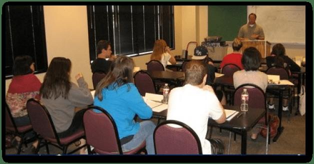 driver classroom training